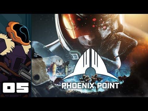 Let's Play Phoenix Point - PC Gameplay Part 5 - The Potshot Patrol