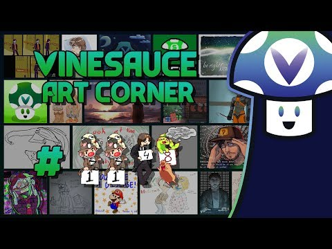 [Vinebooru] Vinny - Vinesauce Art Corner #1148
