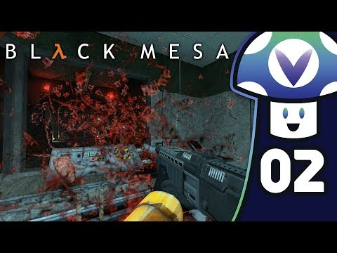 [Vinesauce] Vinny - Black Mesa (PART 2)