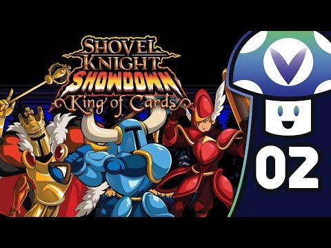 [Vinesauce] Vinny - Shovel Knight: King of Cards (PART 2) + Shovel Knight: Showdown