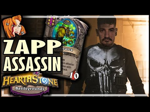 ASSASSINATING THE BATTLEGROUNDS! - Hearthstone Battlegrounds