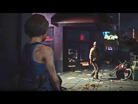 RESIDENT EVIL 3 - Gameplay Trailer