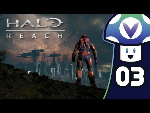 [Vinesauce] Vinny - Halo: Reach (PART 3)