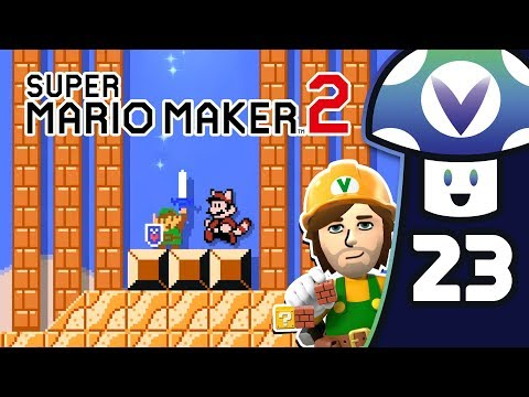 [Vinesauce] Vinny - Super Mario Maker 2 (PART 23)