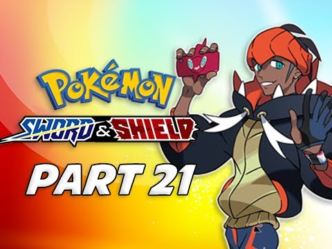 Gym Leader Raihan - POKEMON SWORD & SHIELD Walkthrough Part 21  (Nintendo Switch)