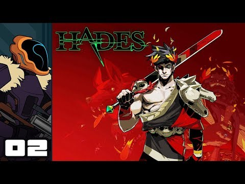 Let's Play Hades [Welcome To Hell Update] - PC Gameplay Part 2 - Loveblaster