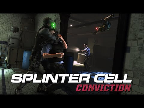 Splinter Cell Conviction - Saint Petersburg (Realistic, No Mark and Execute, Aggressive Stealth)