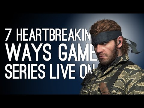 7 Heartbreaking Ways Beloved Game Series Live On