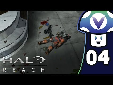 [Vinesauce] Vinny - Halo: Reach (PART 4)