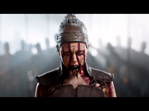 HELLBLADE 2 - Announce Trailer (The Game Awards 2019)