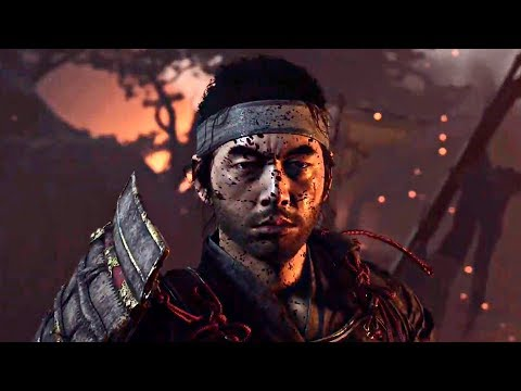 GHOST OF TSUSHIMA - NEW Trailer (The Game Awards 2019) PS4