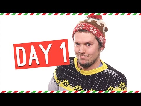 Xmas Challenge Day 1! Blair Witch Snake Challenge (Mike) - Oxbox Xmas Challenge 2019