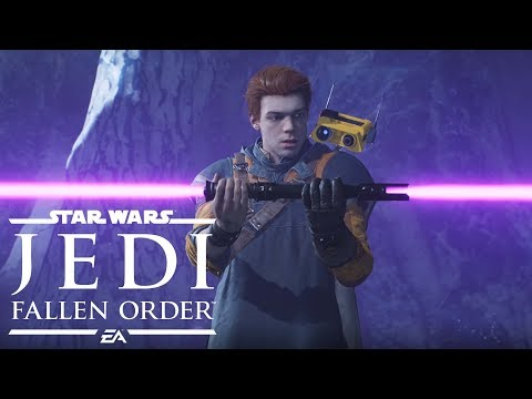 Kyber Crystals | Star Wars Jedi: Fallen Order | Let's Play - #14