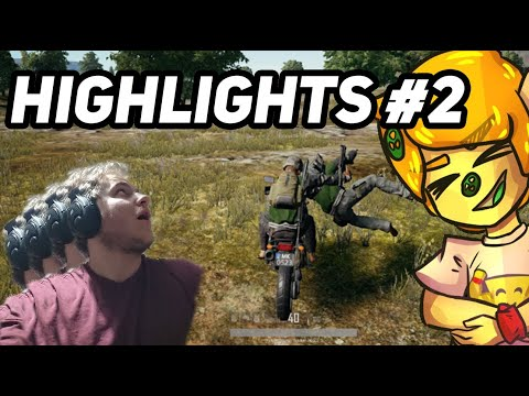 PROS DON'T PRONE | PUBG CONSOLE (XBOX ONE / PS4 ) HIGHLIGHTS #2