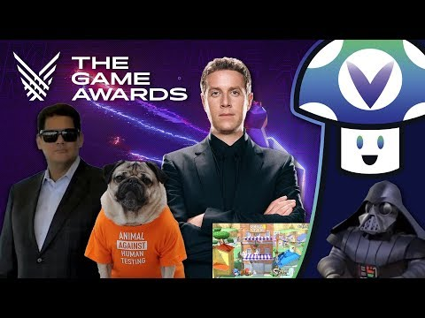 [Vinesauce] Vinny - The Game Awards 2019