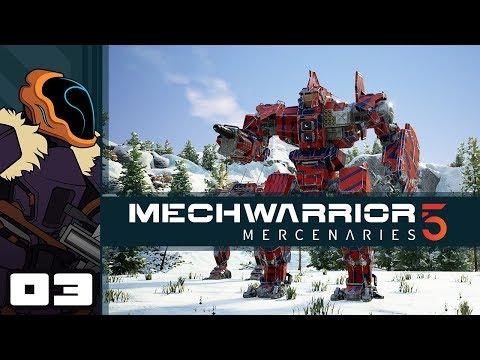 Let's Play MechWarrior 5: Mercenaries - PC Gameplay Part 3 - Duck Hunt