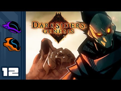 Let's Play Darksiders Genesis [Co-Op] - PC Gameplay Part 12 - War: The Other Other Red Meat
