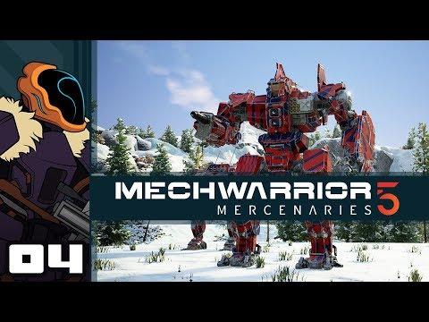 Let's Play MechWarrior 5: Mercenaries - PC Gameplay Part 4 - Nothing Personal Kid