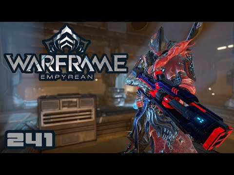 Let's Play Warframe Empyrean - PC Gameplay Part 241 - All Aboard The Railjack!