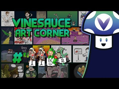 [Vinebooru] Vinny - Vinesauce Art Corner #1152