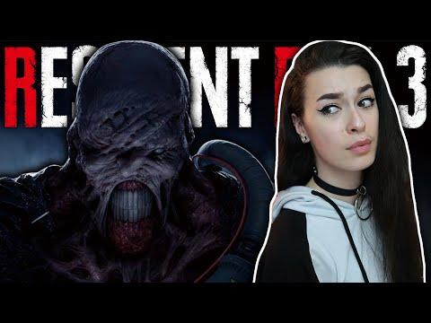 Resident Evil 3 Remake Trailer Reaction