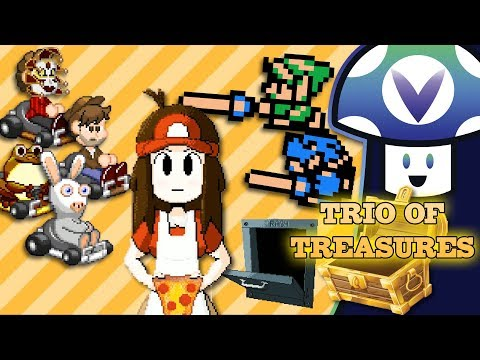 [Vinesauce] Vinny - Trio of Treasures #2