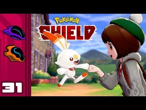 Let's Play Pokemon Shield - Switch Gameplay Part 31 - Bob The Cultural Artifact