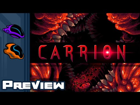 Carrion Preview - I Am A Revolting Fleshy Horrorbeast And I Love It
