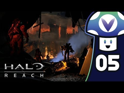 [Vinesauce] Vinny - Halo: Reach (PART 5)