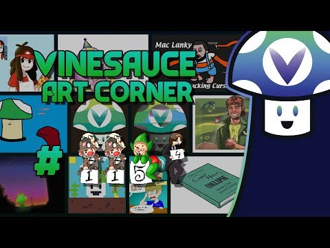 [Vinebooru] Vinny - Vinesauce Art Corner #1154