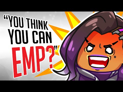 Top 10 Absurd EMP Plays in Overwatch
