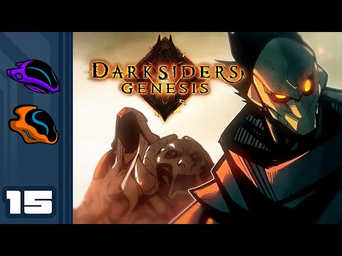 Let's Play Darksiders Genesis [Co-Op] - PC Gameplay Part 15 - Why Do I Have To Hold The Vomit Gem?!