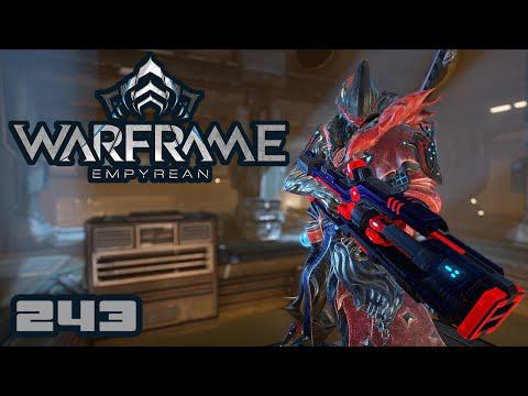 Let's Play Warframe Empyrean - PC Gameplay Part 243 - Crash Course In Piloting