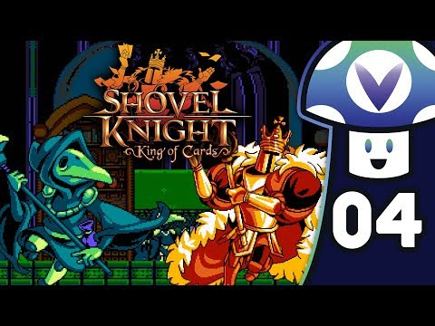 [Vinesauce] Vinny - Shovel Knight: King of Cards (PART 4)
