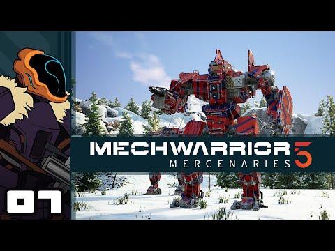 Let's Play MechWarrior 5: Mercenaries - PC Gameplay Part 7 - Enemy Unknown