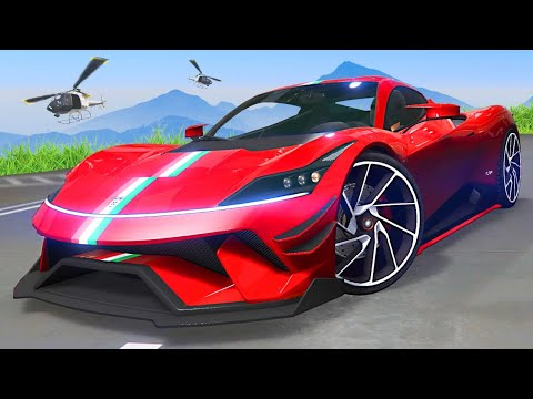 New GTA 5 $3,000,000 Supercar! (GTA 5 Casino Heist DLC Spending Spree)