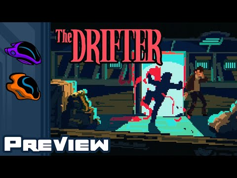The Drifter Preview - This Point & Click Adventure Game Is 100% Dark Turns