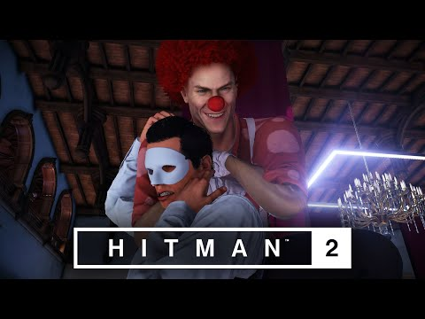 HITMAN™ 2 Elusive Target #21 - The Stowaway, Isle of Sgail (Silent Assassin Suit Only)