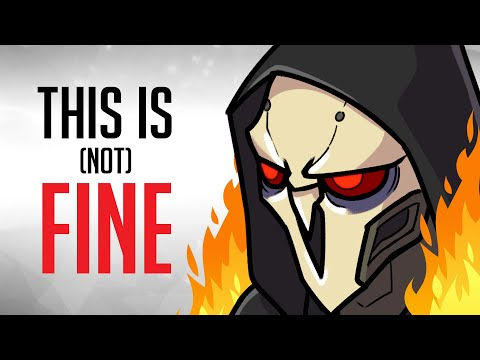 What it's ACTUALLY Like to Play Reaper in Overwatch