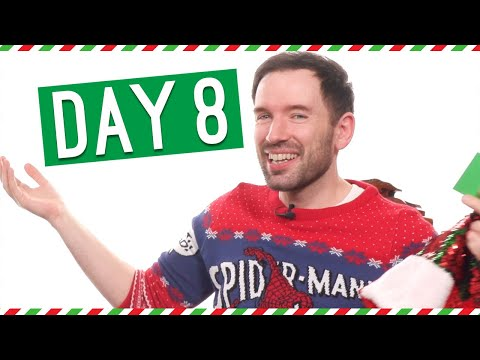 Xmas Challenge Day 8! Bus Simulator Xmas Bus Challenge (Andy) - Oxbox Xmas Challenge 2019