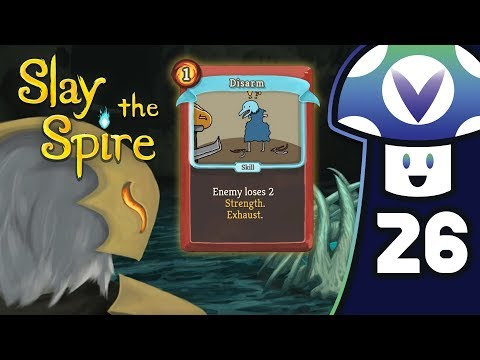 [Vinesauce] Vinny - Slay the Spire (PART 26)