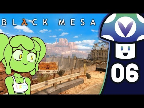 [Vinesauce] Vinny - Black Mesa (PART 6)