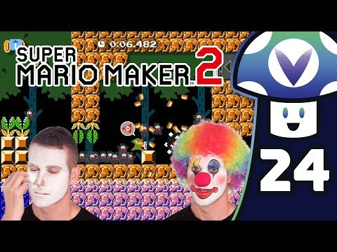 [Vinesauce] Vinny - Super Mario Maker 2 (PART 24)