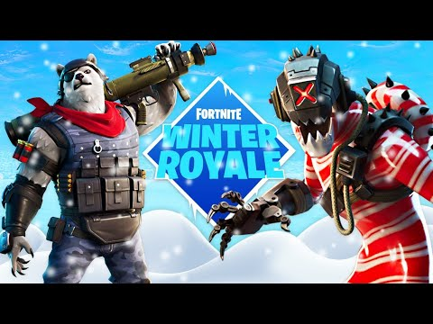 Final Winter Royale LIVE Duo Tournament!! (Fortnite Battle Royale)