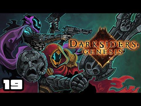 Let's Play Darksiders Genesis [Co-Op] - PC Gameplay Part 19 - Strife Is Best Nurse