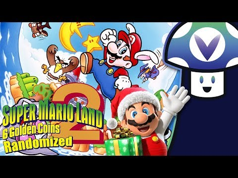 [Vinesauce] Vinny - Super Mario Land 2 DX: Randomized