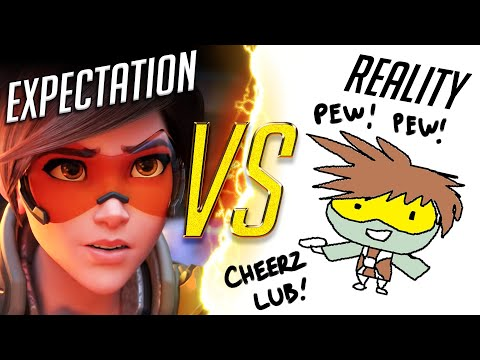 Overwatch Zero Hour Team Comp: Expectations VS Reality