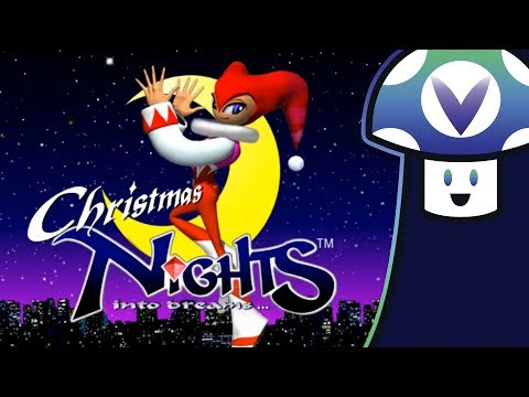 [Vinesauce] Vinny - Christmas NiGHTS into Dreams...