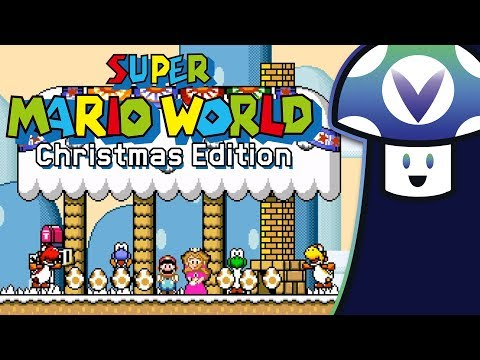 [Vinesauce] Vinny - Super Mario World: Christmas Edition