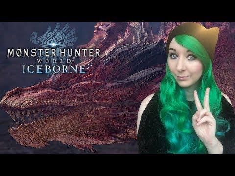 Safi'jiiva Recon & Siege! - Safi'jiiva Hunt - Monster Hunter World Iceborne Gameplay